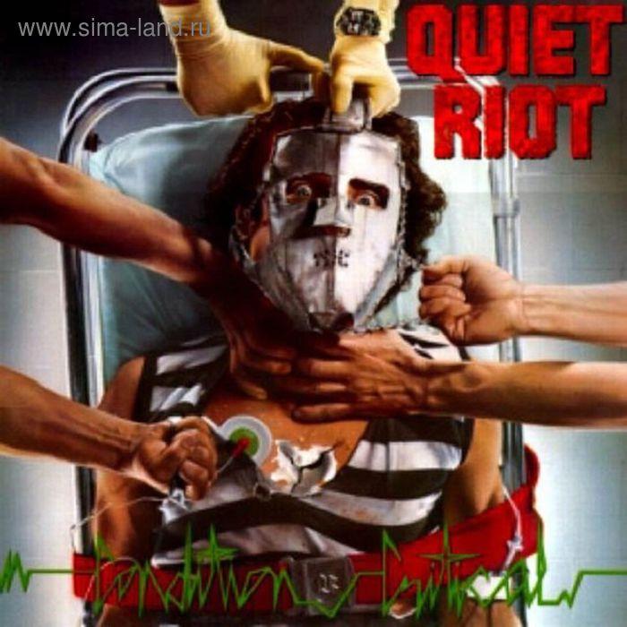 Виниловая пластинка Quiet Riot - Metal Health