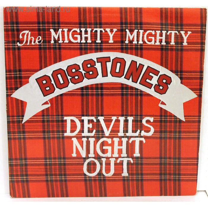 Виниловая пластинка Mighty Mighty Bosstones - Devils Night Out vinil Black/White