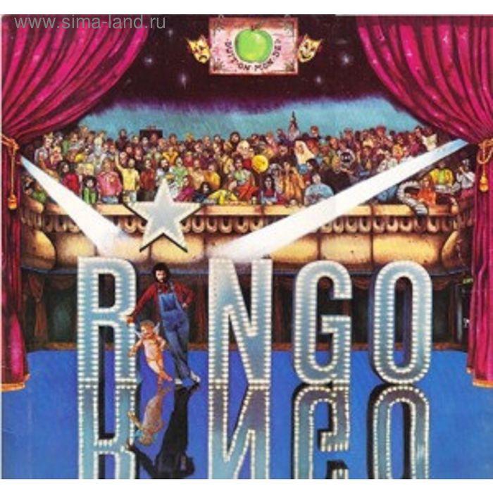 Виниловая пластинка Ringo Starr - Ringo's Rotogravure