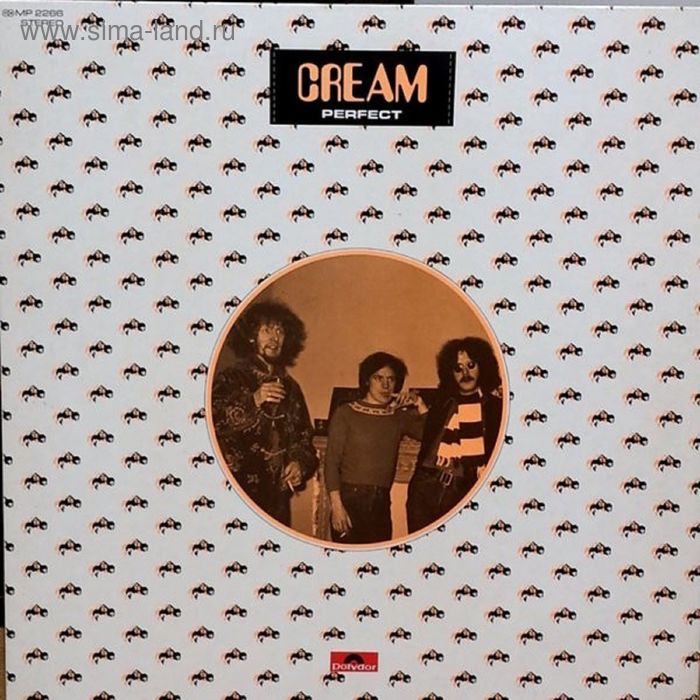 Виниловая пластинка Cream - Wheels Of Fire - In The Studio 2LP 4 TREKAUnknown