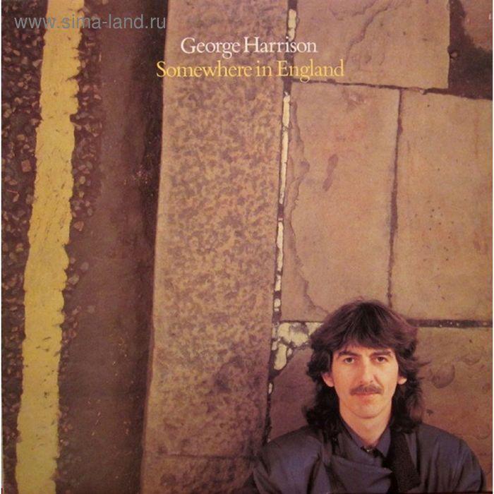 Виниловая пластинка George Harrison - Living In The Material World