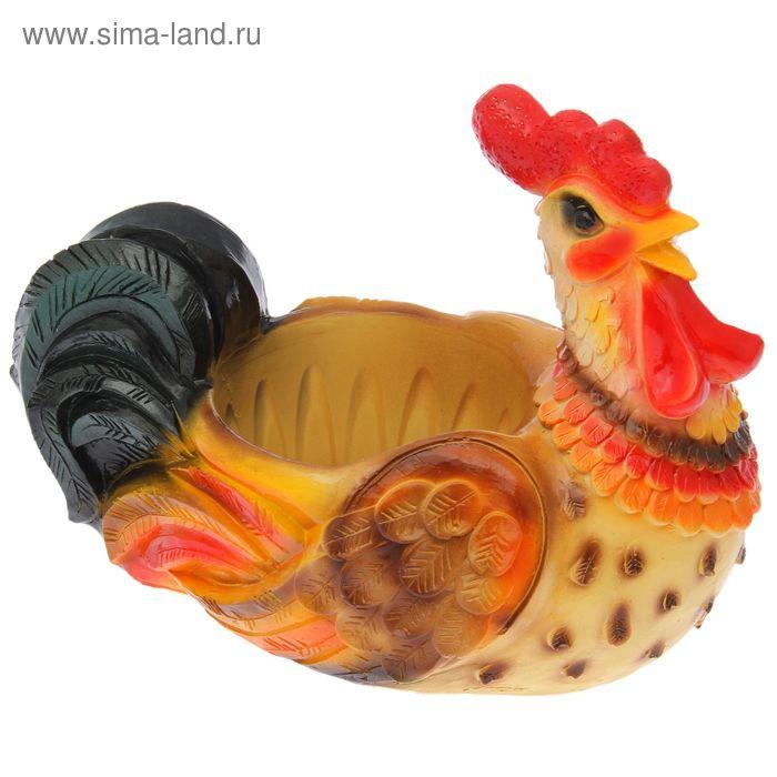 "Кашпо ""Курица"" МИКС"