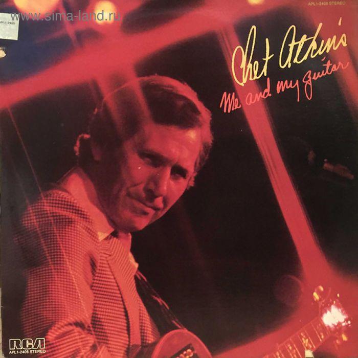 Виниловая пластинка Chet Atkins - Me And My Guitar