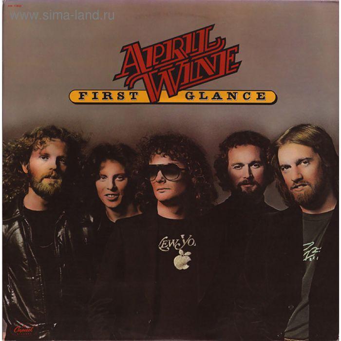 Виниловая пластинка April Winie - First Glance