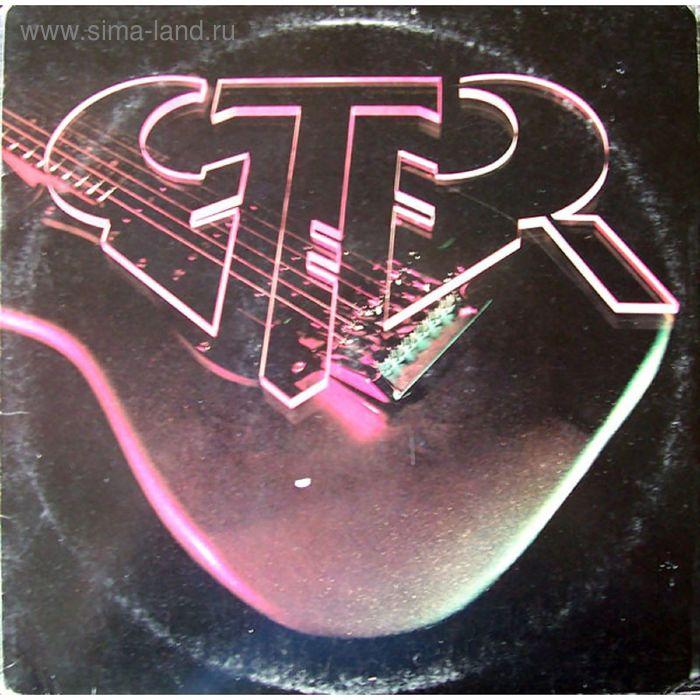 Виниловая пластинка GTR -