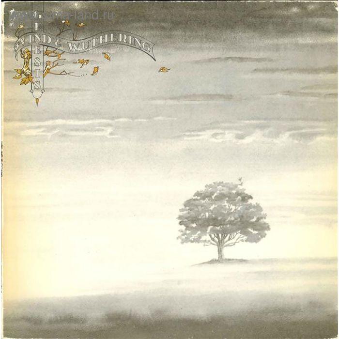 Виниловая пластинка Genesis - Wind & Wuthering