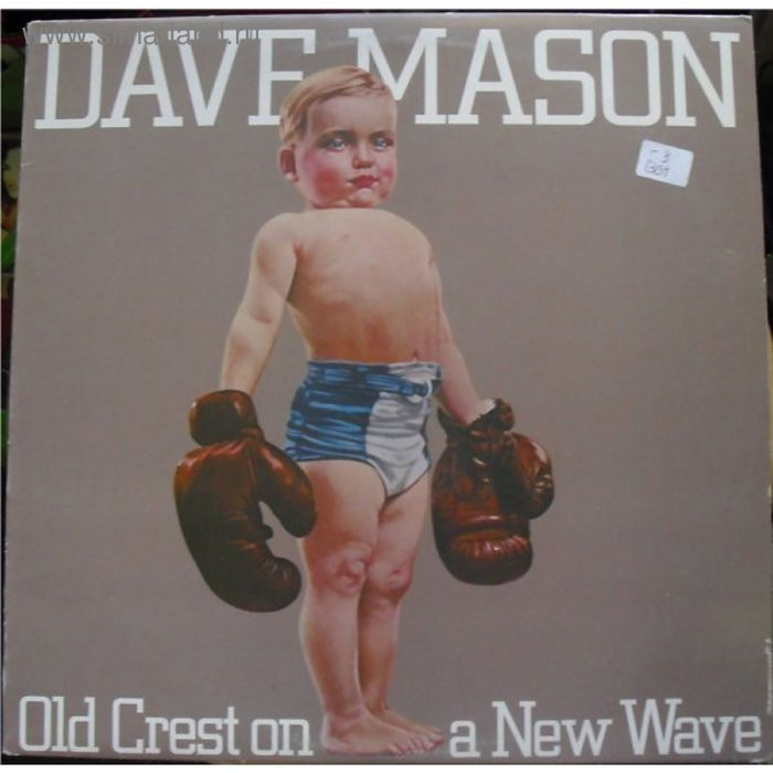 Виниловая пластинка Dave Mason - Old Crest On A New Wave
