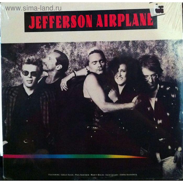 Виниловая пластинка Jefferson Airplane -