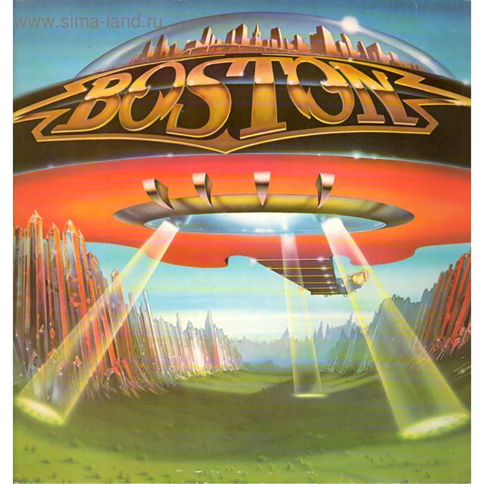 Виниловая пластинка Boston - Don't Look Back