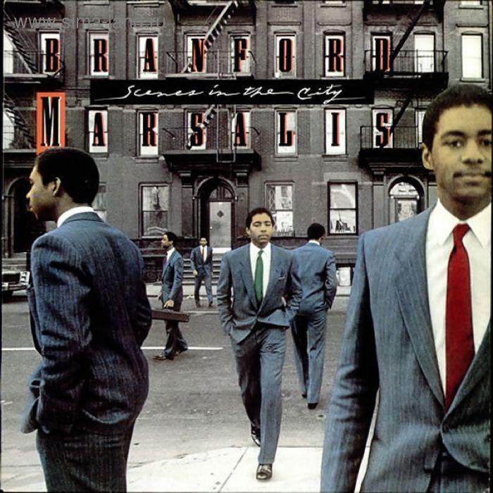 Виниловая пластинка Branford Marsalis - Scenes In The City