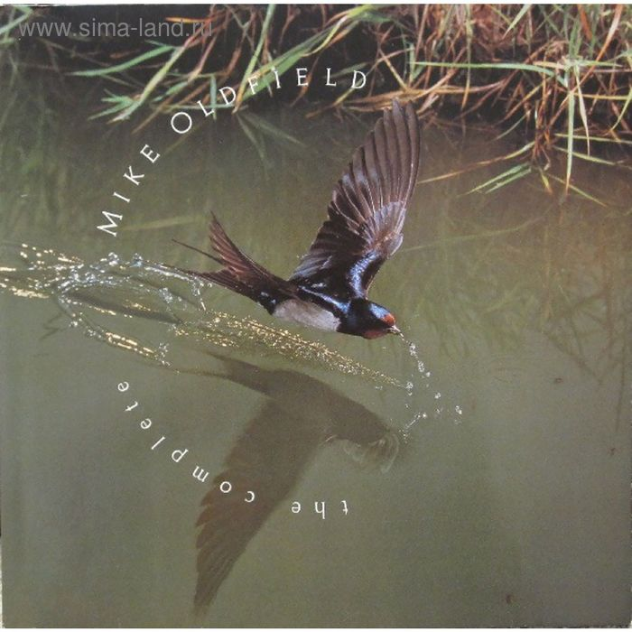 Виниловая пластинка Mike Oldfield - The Complete 2lp