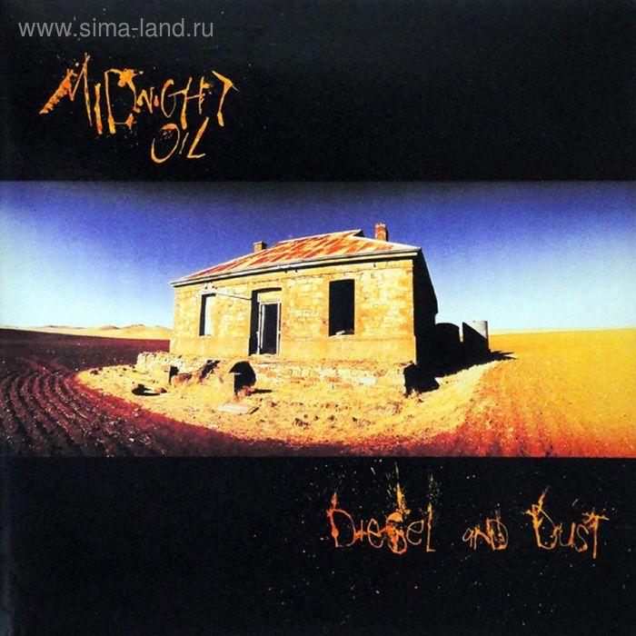 Виниловая пластинка Midnight Oil - Diesel And Dust