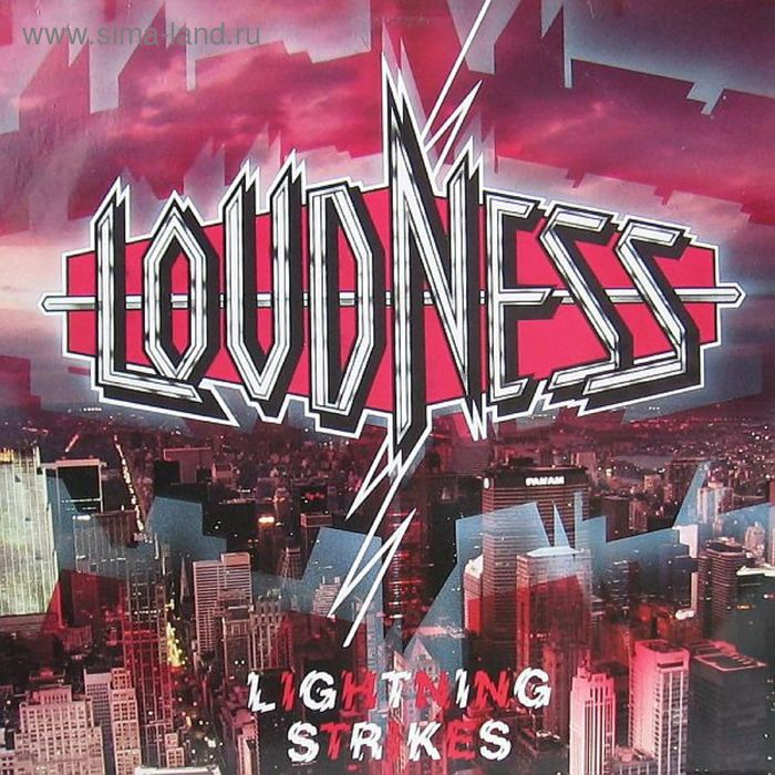 Виниловая пластинка Loudness - Lightning Strikes