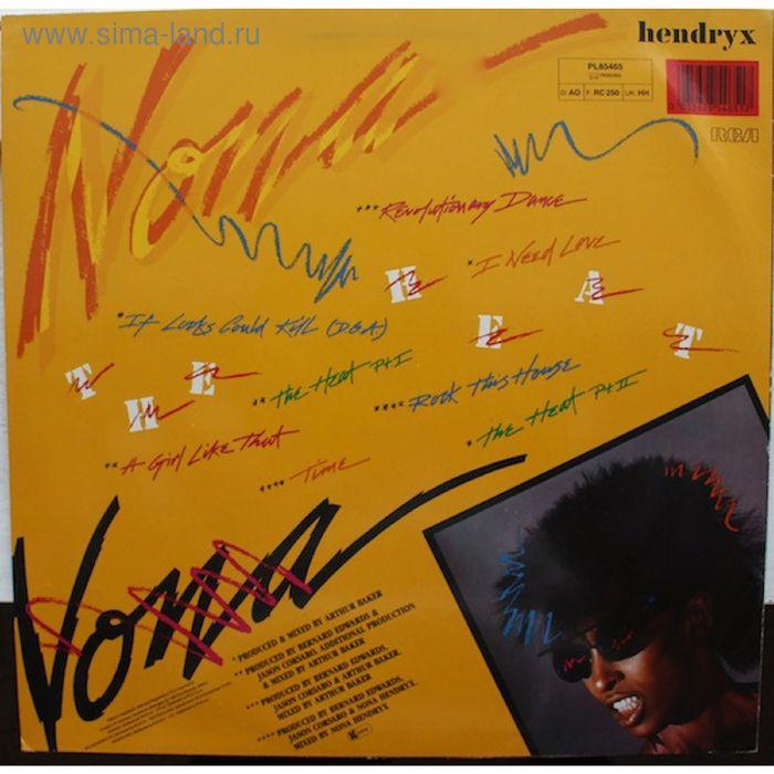 Виниловая пластинка Nona - The heat