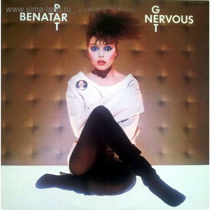 Виниловая пластинка Pat Benatar - Get Nervous