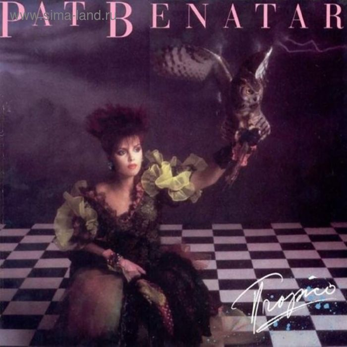 Виниловая пластинка Pat Benatar - Tropico