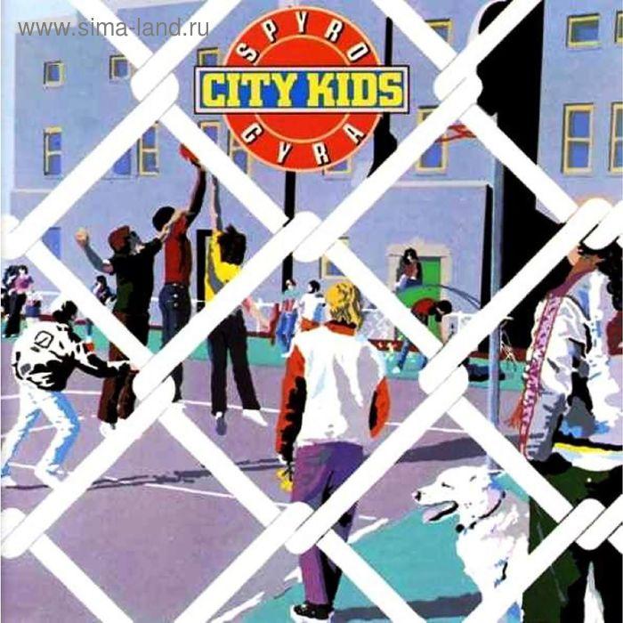 Виниловая пластинка Spyro Gyra - City Kids