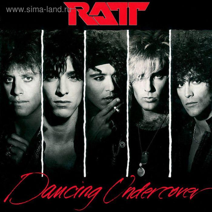 Виниловая пластинка Ratt - Dancing Ondercover