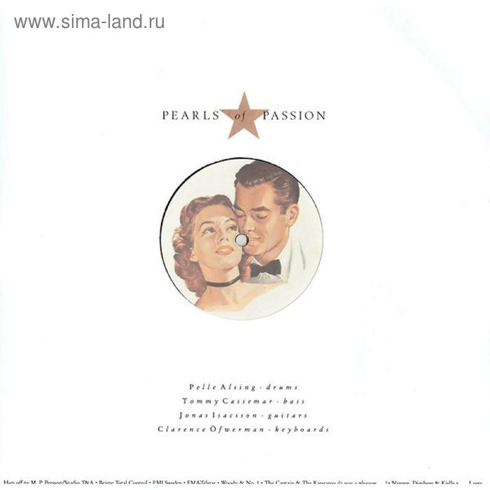 Виниловая пластинка Roxette - Pearls Of Passion