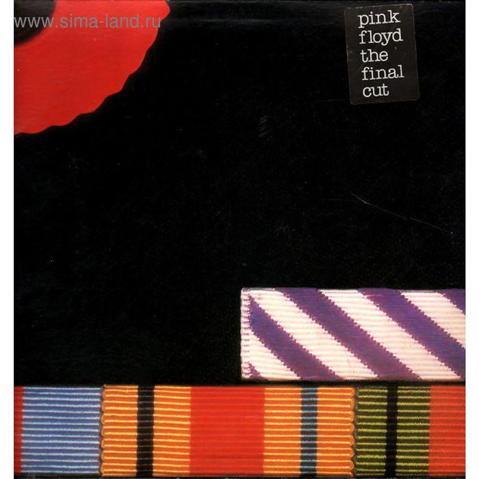 Виниловая пластинка Pink Floyd - The Final Cut