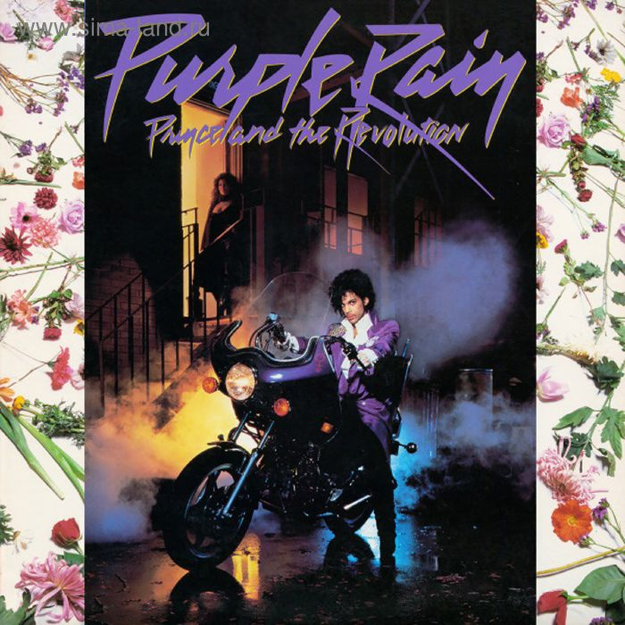 Виниловая пластинка Prince And The Revolution - Purple Rain