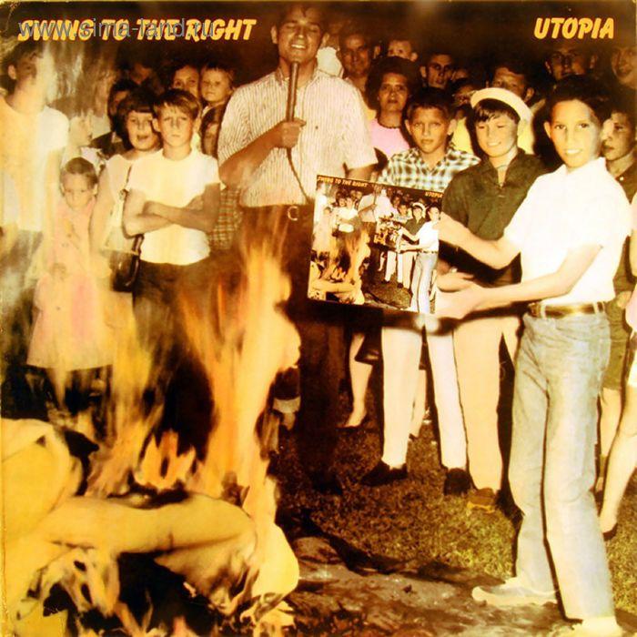 Виниловая пластинка Utopia - Swing To The Right