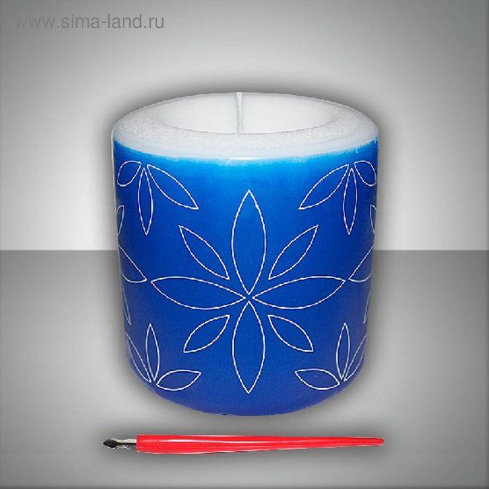 """Набор для творчества """" свеча резная фонарик №3"""""""