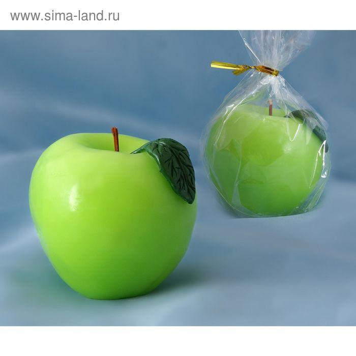 Свеча ароматизированная яблоко