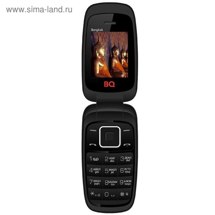 Мобильный телефон BQ M-1801 Bangkok, чёрный