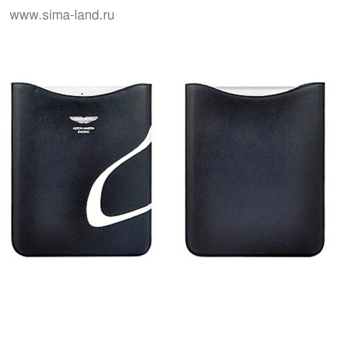Чехол Aston Martin для iPad 2/3/4 RACCIPA2062D, натуральная кожа