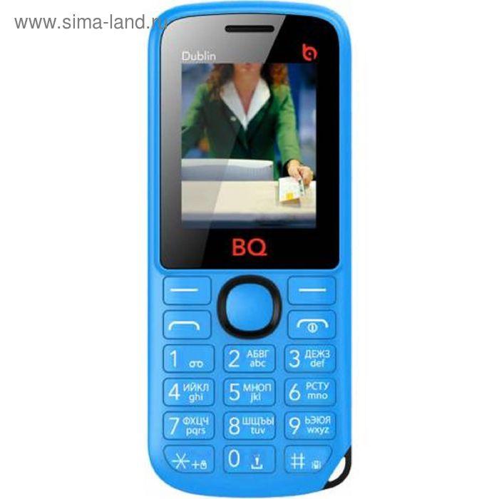 Мобильный телефон BQ M-1818 Dublin, синий