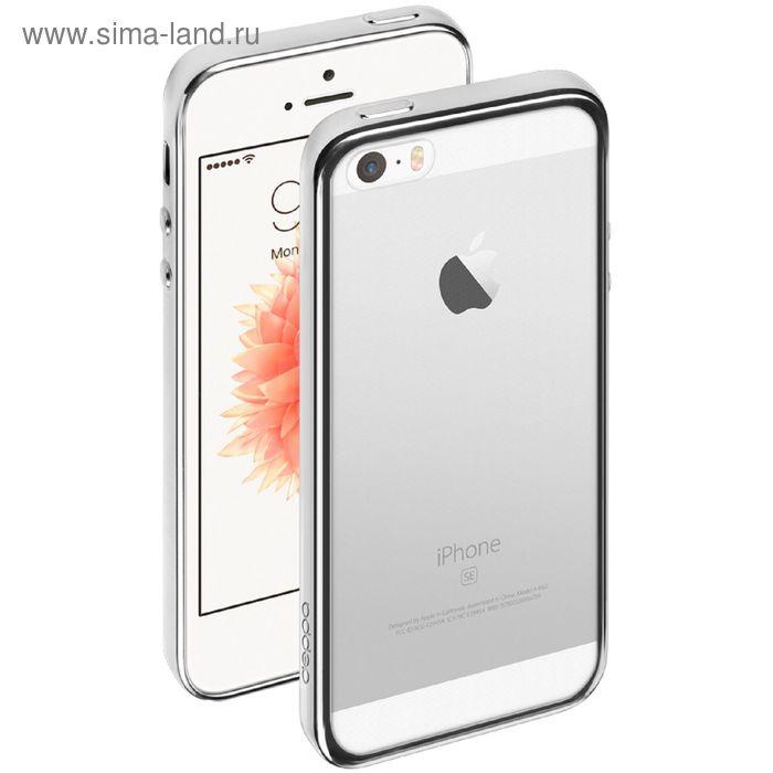Чехол-крышка Deppa Air Сase iPhone 6/6S белый