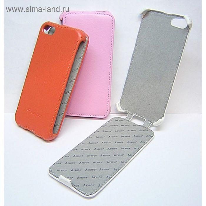 Чехол Armor для iPhone 5/5S, оранжевый