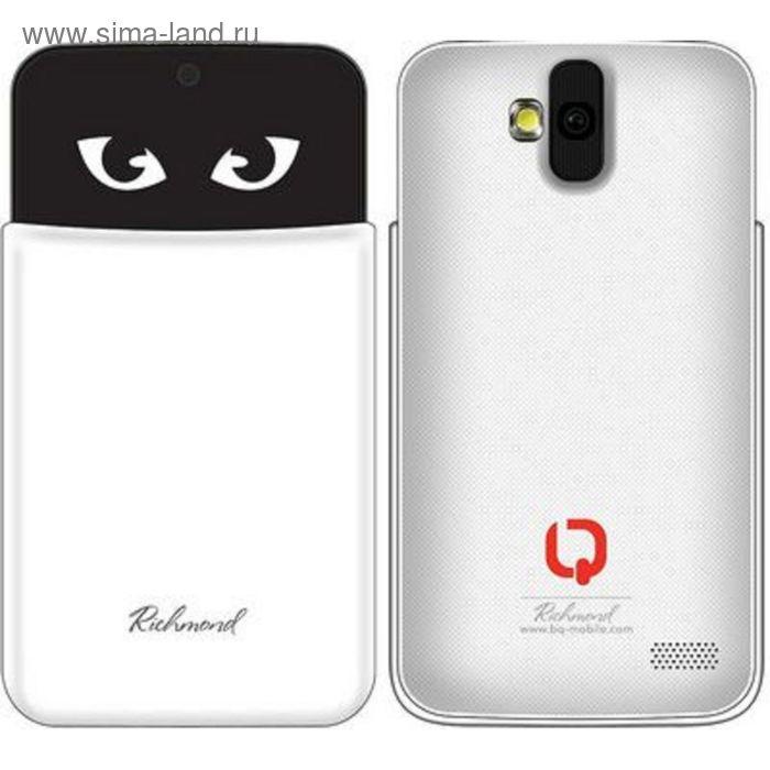 Смартфон BQ S-4550 Richmond, белый