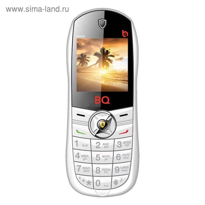 Мобильный телефон BQ M-1401 Monza, белый