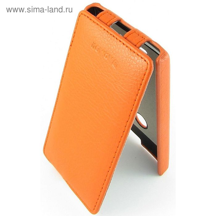Чехол Armor для Microsoft Lumia 532 Dual, оранжевый