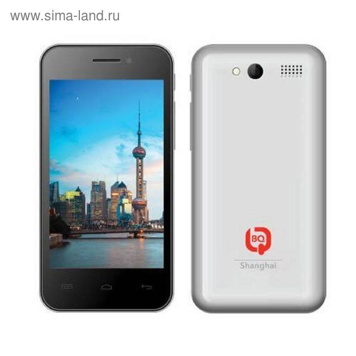 Смартфон BQ S-4008 Shanghai, белый