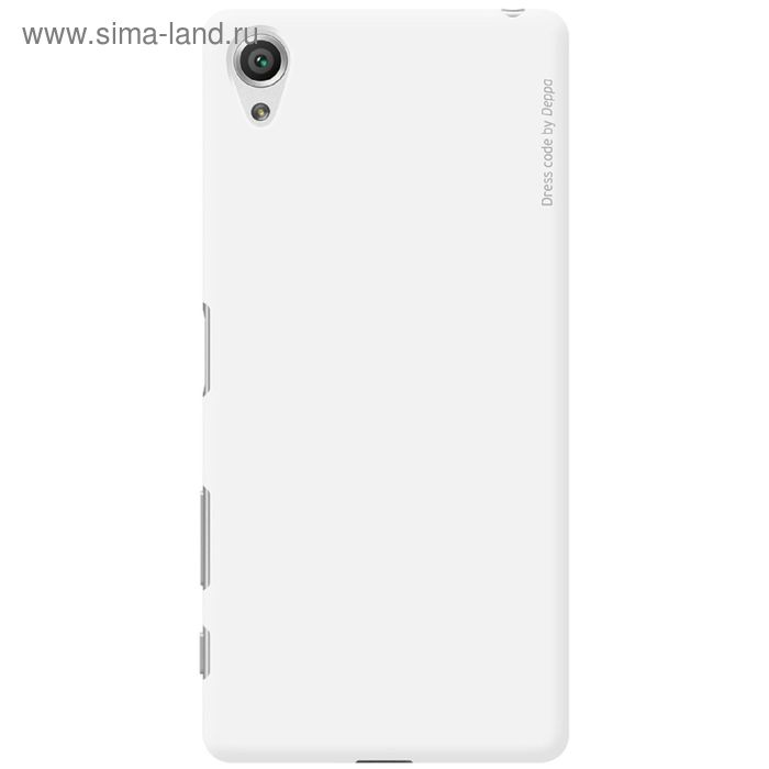 Чехол-крышка Deppa Air Case Sony Xperia X Performance белый