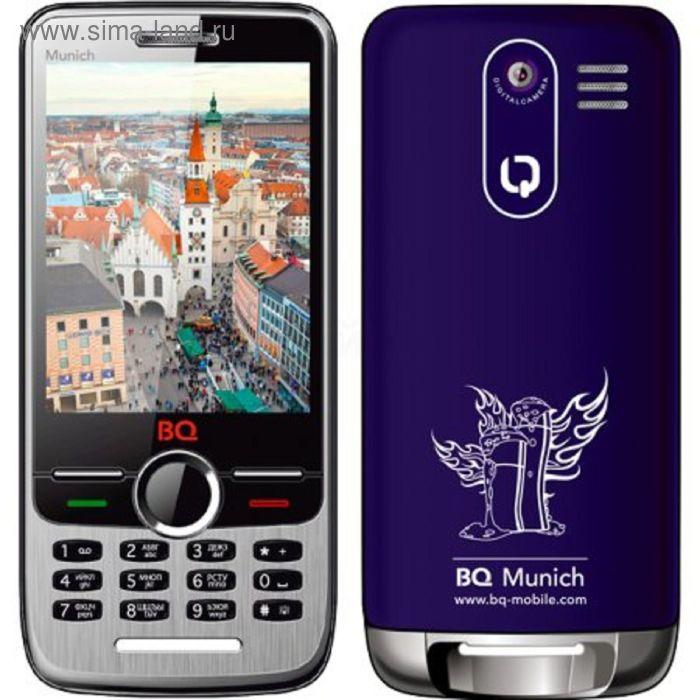 Мобильный телефон BQ M-2803 Munich, синий