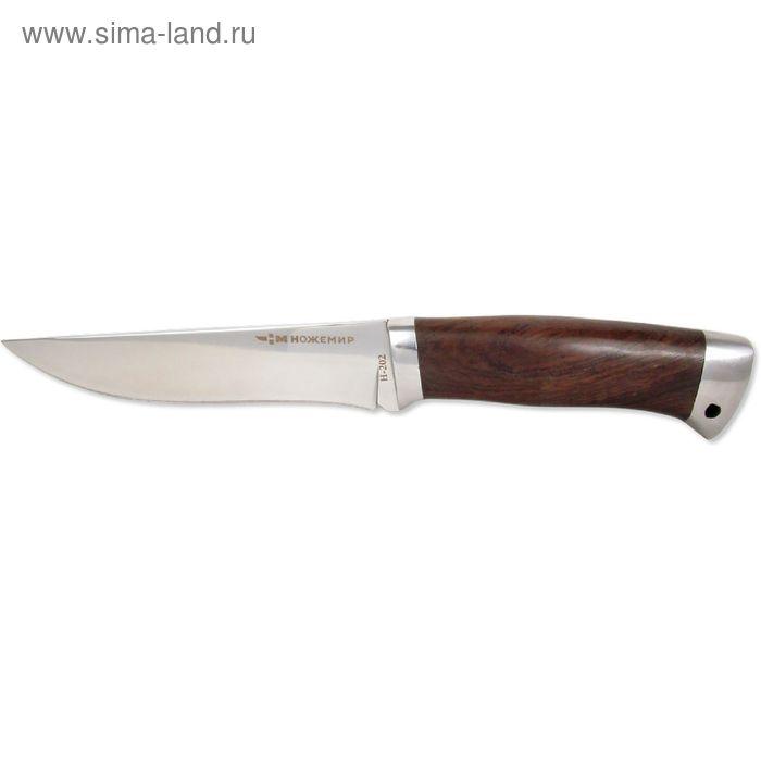"""Нож нескладной Ножемир"""" H-202, рукоять-венге, сталь 40х13"""