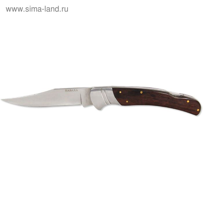 """Нож складной """"Ножемир"""" C-134, рукоять-венге, сталь 40х13"""