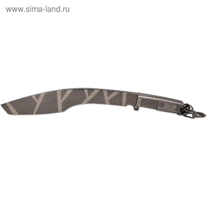 """Мачете-брелок """"Ножемир"""" E-203, металл,16,2 х 2,2 см"""