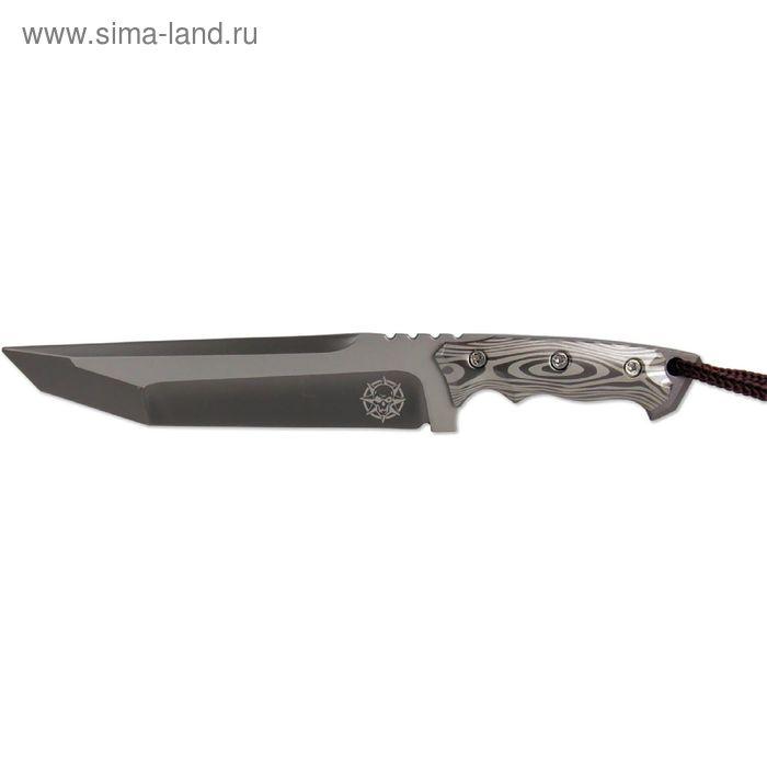 "Нож-брелок ""Ножемир"" Е-209, металл,16 х 2,3 см"