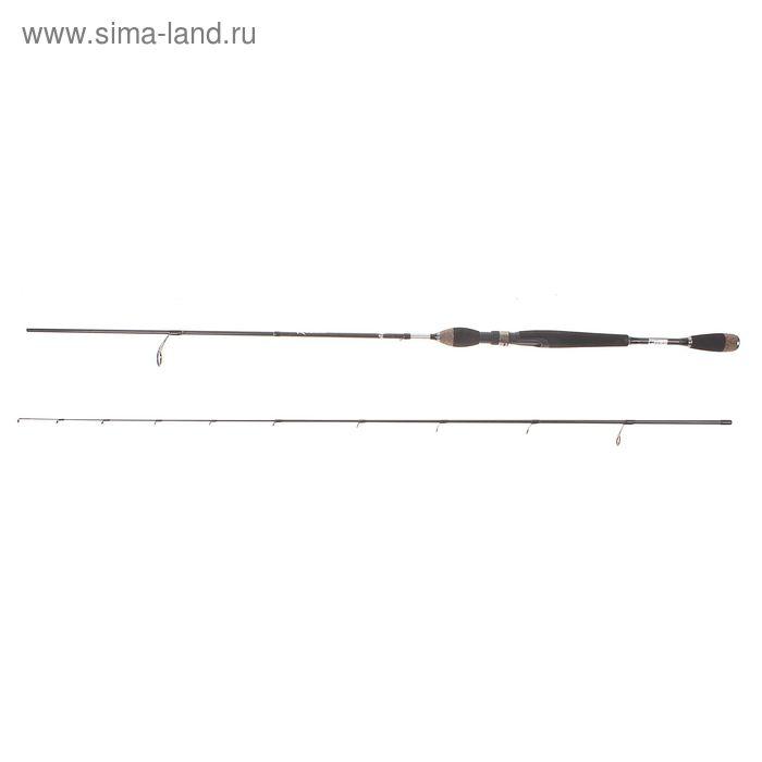 Спиннинг Akara Erion Jig Spin IM9 2,1 м, тест 3-12 гр