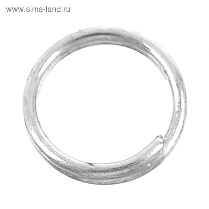 Кольцо заводное Akara Split Ring 3220041-2  №6 набор 10 шт