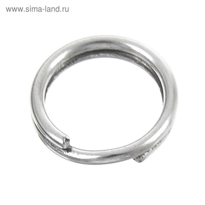 Кольцо заводное Akara Split Ring 3220044-2 №10 набор 10 шт