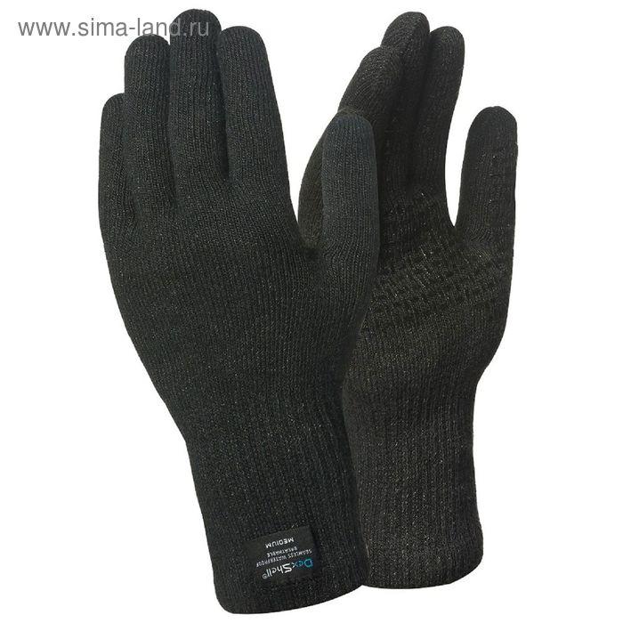 Перчатки водонепроницаемые Dexshell ToughShield черные S DG458B