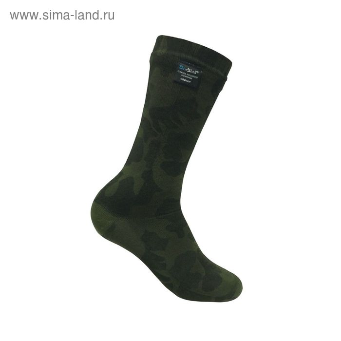 Носки водонепроницаемые M Dexshell Camouflage DS736