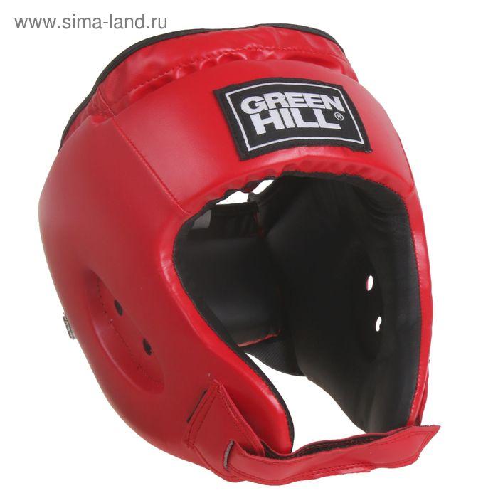 """Шлем """"Alfa"""" HGA-4014 красный, размер L"""
