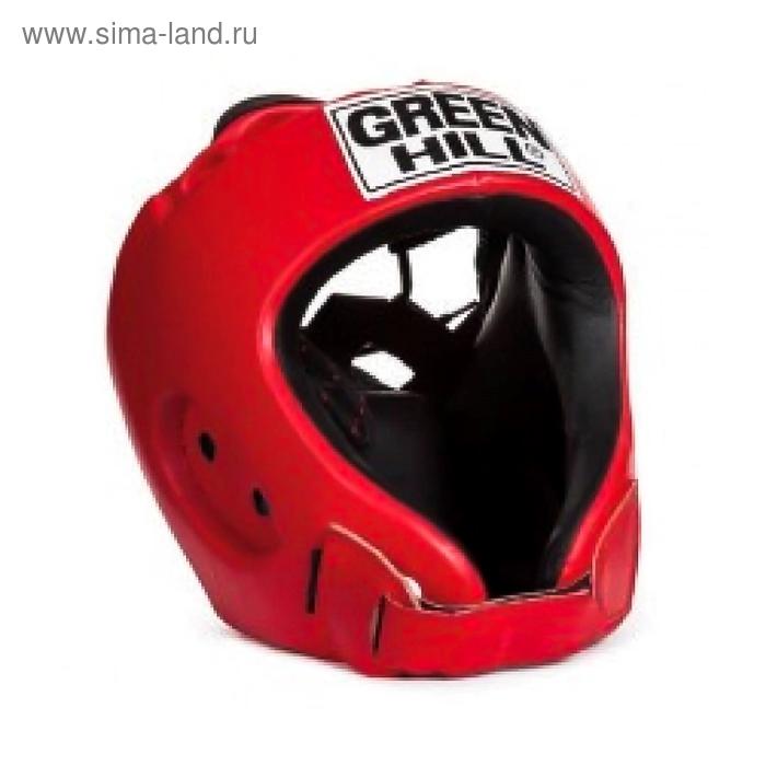 """Шлем """"Alfa"""" HGA-4014 красный, размер M"""